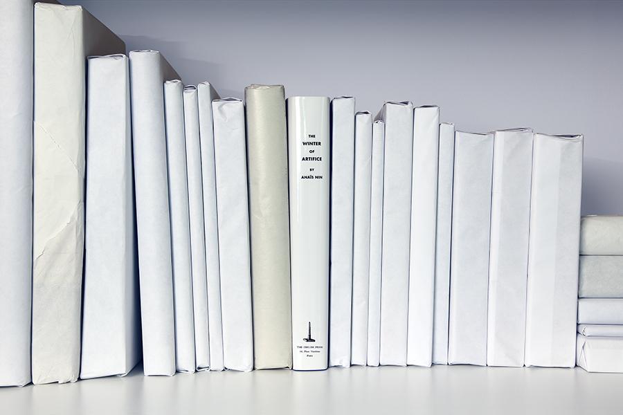 White Books (Winter of Artifice)