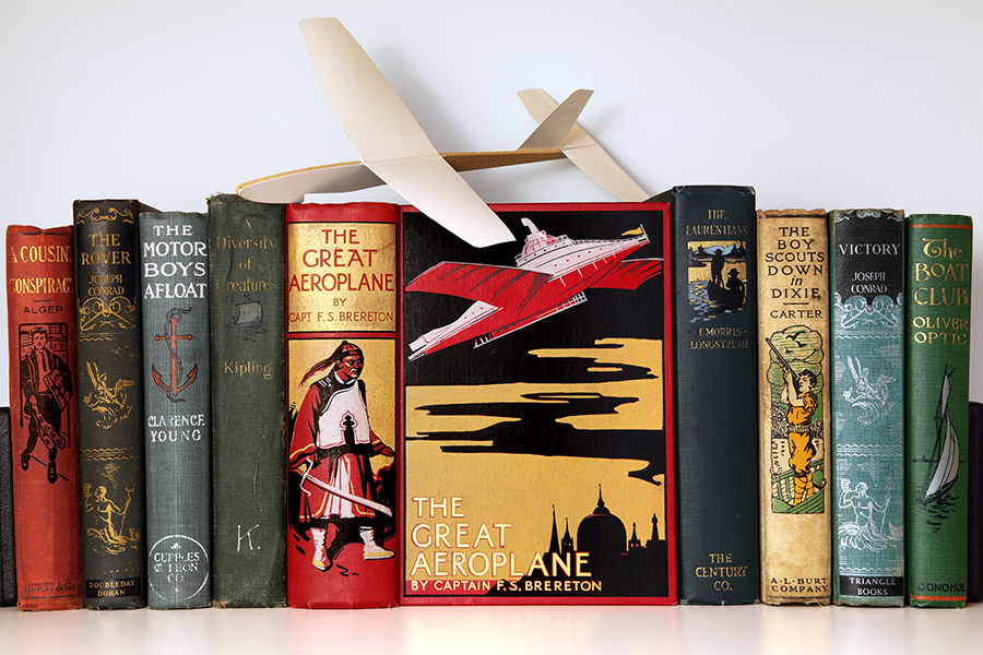The Great Aeroplane and Other Adventures