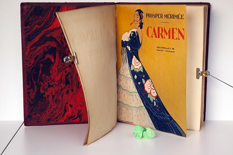 Carmen, the Novella