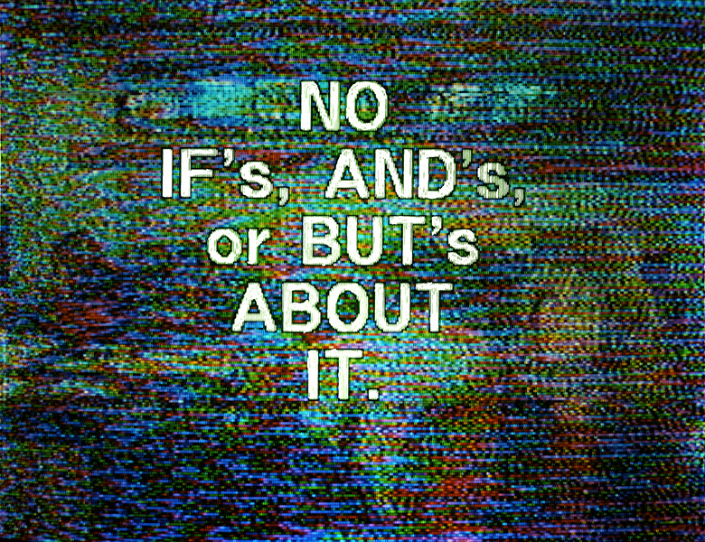 noIfsButs